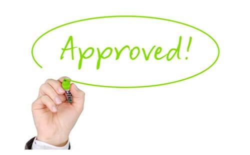 Одобрение онлайн кредита без отказа