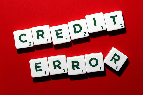 Отказ в оформлении кредита